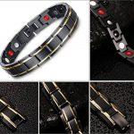 Bracelet magnétique homme : top 6 TOP 12 image 3 produit