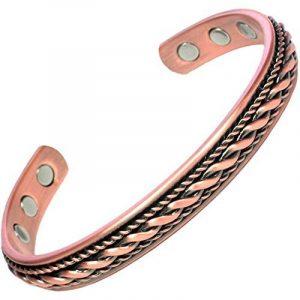 Bracelet magnétique homme : top 6 TOP 4 image 0 produit