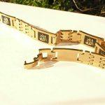 ☪ Bracelet Plaqué Or Calligraphie Islamique Allah de la marque Religion Musulmane image 5 produit