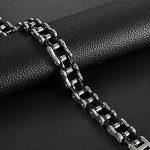 Bracelet pour homme en acier : faire le bon choix TOP 1 image 2 produit