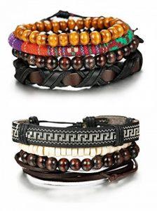 Bracelets en cuir pour homme, faire une affaire TOP 7 image 0 produit