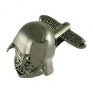Brassard liens Dark Vador Manchette (Gun Metal) boîte personnalisée gravée de la marque Select Gifts image 0 produit