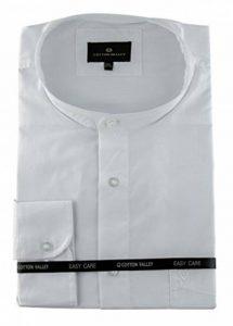Cache bouton chemise homme - choisir les meilleurs modèles TOP 13 image 0 produit