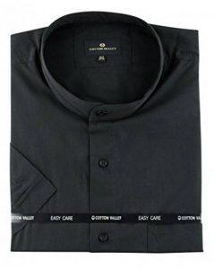 Cache bouton chemise homme - choisir les meilleurs modèles TOP 4 image 0 produit