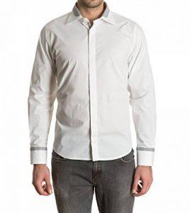 Cache bouton chemise homme - choisir les meilleurs modèles TOP 5 image 0 produit