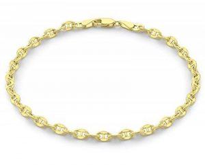 Carissima Gold - Bracelet - 1.28.9802 - Mixte - Or Jaune 375/1000 (9 Cts) 1.44 Gr - Verre de la marque Carissima Gold image 0 produit