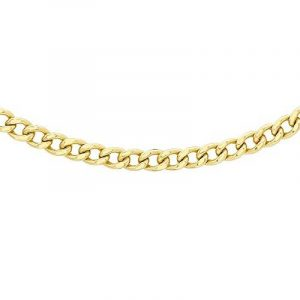Carissima Gold - Chaîne maille gourmette - Or jaune 9 cts - 76 cm - 1.13.0198 de la marque Carissima Gold image 0 produit