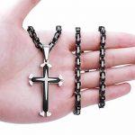 Chaine avec croix homme, le top 7 TOP 4 image 3 produit