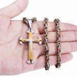 Chaine avec croix homme, le top 7 TOP 5 image 2 produit