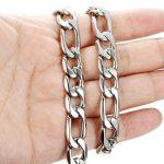 Chaine collier homme ; le top 12 TOP 1 image 3 produit