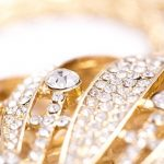 Chaîne Collier pour homme Plaqué or Pendentif Couronne avec diamants Mode de la marque Look Real Jewellery image 1 produit