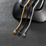 Chaine dorée homme, notre top 5 TOP 2 image 2 produit