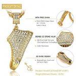 Chaine en diamant pour homme - faites le bon choix TOP 4 image 1 produit