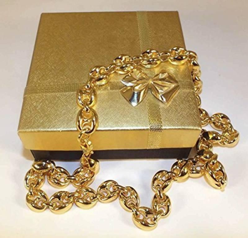 cha ne en or homme pour 2019 comment trouver les meilleurs produits bijoux pour homme. Black Bedroom Furniture Sets. Home Design Ideas