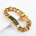 Chaine en or homme gros maillon ; comment acheter les meilleurs modèles TOP 0 image 1 produit