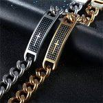 Chaine en or homme gros maillon ; comment acheter les meilleurs modèles TOP 0 image 3 produit
