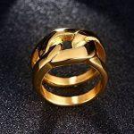 Chaine en or homme gros maillon ; comment acheter les meilleurs modèles TOP 4 image 2 produit