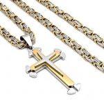 Chaine et croix en argent pour homme, comment acheter les meilleurs modèles TOP 6 image 1 produit