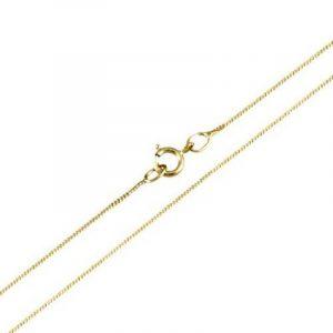 Chaine fine en or pour homme ; votre top 5 TOP 5 image 0 produit