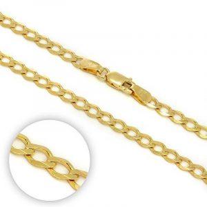Chaine fine en or pour homme ; votre top 5 TOP 8 image 0 produit
