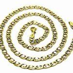 Chaine homme or blanc or jaune : acheter les meilleurs produits TOP 6 image 5 produit