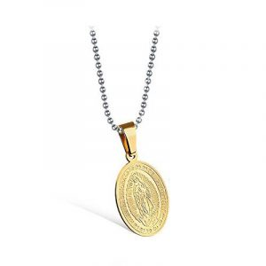 Chaine medaille homme - choisir les meilleurs modèles TOP 4 image 0 produit