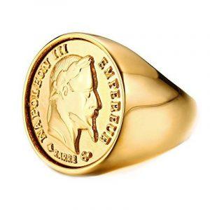 Chevalière en or pour homme - les meilleurs produits TOP 4 image 0 produit