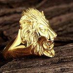 Chevalière homme or ; le top 7 TOP 1 image 4 produit
