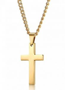 Collier avec croix pour homme : faites le bon choix TOP 1 image 0 produit