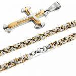 Collier avec croix pour homme : faites le bon choix TOP 10 image 1 produit