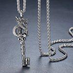 Collier homme bijouterie ; trouver les meilleurs produits TOP 9 image 1 produit
