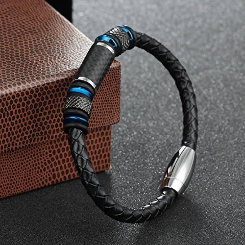 16661dda82d Bracelet pour homme en acier   faire le bon choix pour 2019