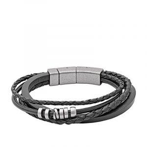Fossil Bracelet Homme JF85299040 de la marque Fossil image 0 produit