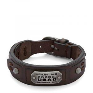 Fossil Bracelet Homme JF86562040 de la marque Fossil image 0 produit