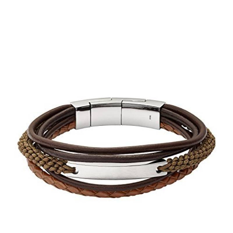 Bracelet ancre fossil - Bracelet couple ancre ...
