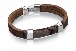 Fred Bennett - Bracelet - Acier inoxydable - 22.0 cm - B4558 de la marque Fred Bennett image 0 produit