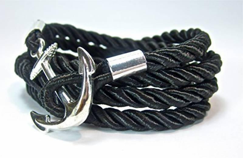 bracelet homme ancre marque les meilleurs mod les pour. Black Bedroom Furniture Sets. Home Design Ideas