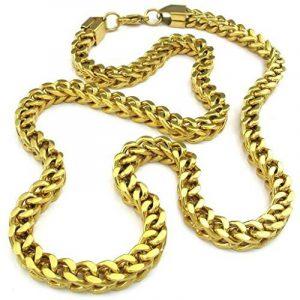 Grosse chaine en or homme : comment choisir les meilleurs produits TOP 2 image 0 produit