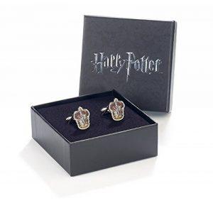 Harry Potter Gryffondor officiel F.C. Boutons de manchette de la marque The Carat Shop image 0 produit