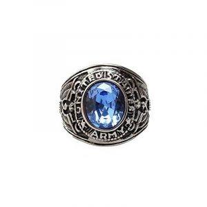 """Homme Bague À La Mode Cristal Acier Au Titane Lettres """"United Stated Army"""" de la marque Guirui Jewelry image 0 produit"""