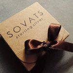 Homme - Sovats Bracelet en Cuir Brun Rond Hameçon de la marque Sovats image 5 produit