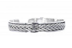 Hommes Bracelet ~ Rohan ~ Vikings–Argent 925(arm47) de la marque Windalf image 0 produit