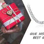 Idéale pour l'eau Hommes de style Collier Chaînes Argent Plaqué Cadeaux pour Hommes Liens Bijoux Borong de la marque Borong image 5 produit
