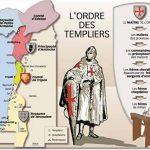 Jolie Chevalière Templier Acier Emaillé Taille 62 de la marque Religion Chrétienne image 4 produit