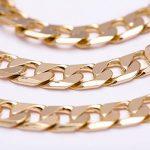 Prix chaine en or homme, choisir les meilleurs modèles TOP 0 image 1 produit