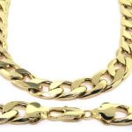 Prix chaine en or homme, choisir les meilleurs modèles TOP 4 image 1 produit