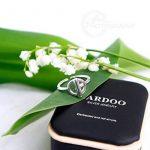 Tardoo Argent sterling 925rester Ensemble Manchette Bagues pour homme et femme Bague d'ouverture réglable fine bijoux de la marque TARDOO image 2 produit