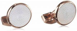 Tateossian - Boutons de manchette - Métal - CL3725 de la marque Tateossian image 0 produit