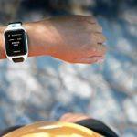 TomTom Runner 2 Music - Montre GPS - Bracelet Large Bleu Marine / Turquoise (ref 1REM.001.01) de la marque TomTom image 6 produit