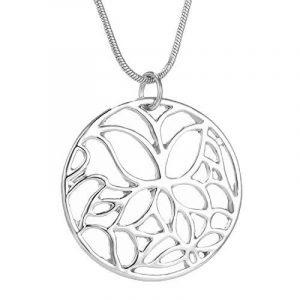 Xinmaoyuan bijoux de mariage, bijoux de mode bijoux collier pendentif gravé percé en Europe et l'Amérique pour les hommes , couleur de l'image d'Anniversaire Cadeau de mariage cadeau de Vacances de la marque XinMaoYuan Wedding Jewelry image 0 produit